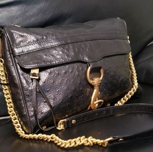 Rebecca Minkoff Large MAC Black leather
